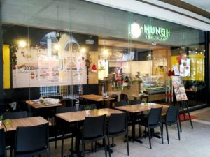 Munch Roasts & Salads flagship store in the Philippines
