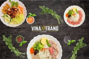 VinaTrang Cuisine Official Logo